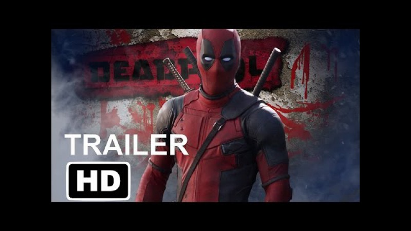 Deadpool Kills The Marvel Universe Trailer 2 (Epic Fan Supercut)