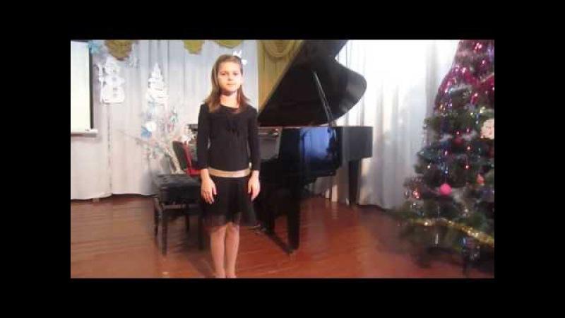 Ева Каменецкая 10 лет, Рейнгольд Светлячки 2017.