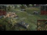 Sphpanzer Ru 251 | Рушка может. Рудники - Стандартный бой (WoT 0.9.15.1)