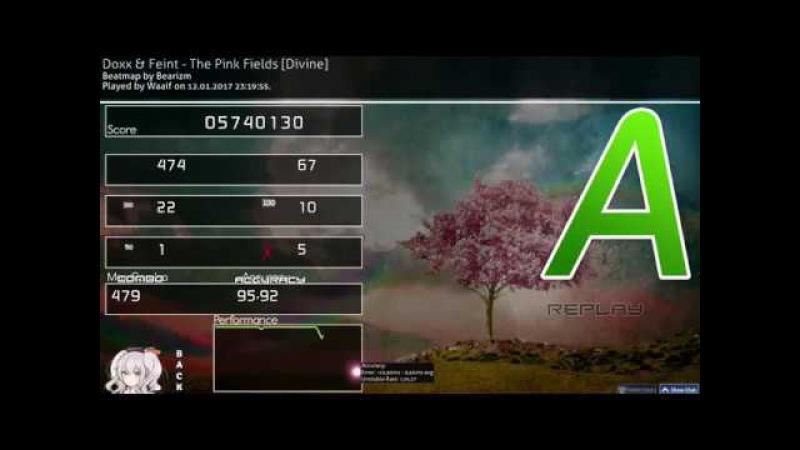 Doxx Feint - The Pink Fields [Divine]   479/646x 95.92% 5x misses 118pp