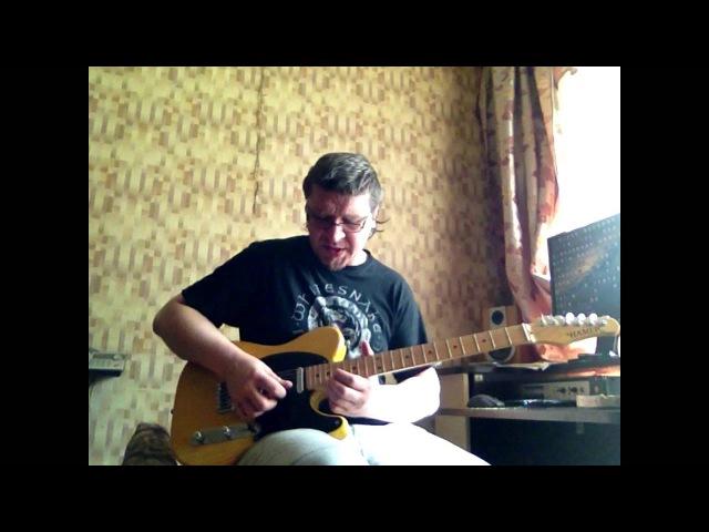 Теория музыки применительно к гитаре Часть 1 Введение