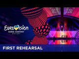 Valentina Monetta &amp Jimmie Wilson - Spirit Of The Night (San Marino) First rehearsal in Kyiv