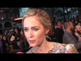 Premiere Emily Blunt, Haley Bennett, Tate Taylor + Luke Evans  The Girl on the Train