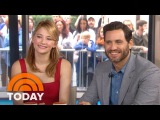 Haley Bennett, Edgar Ramirez Talk The Girl On The Train  TODAY