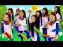 Олівці - дитяча пісня про кольори