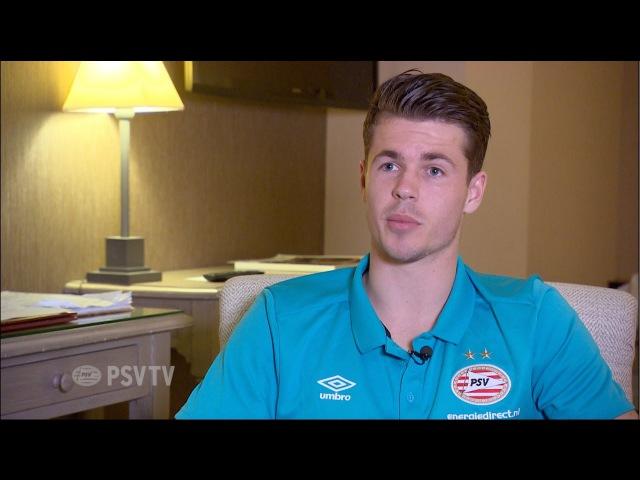 Marco van Ginkel ziet kansen bij PSV