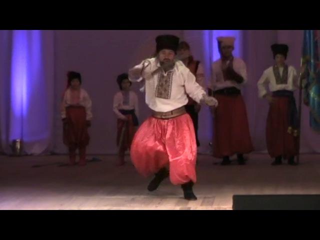 Виступ Козацької школи фехтування на честь сторіччя газети Слобожанський край...