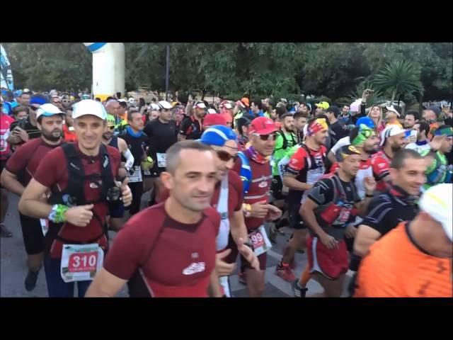 Salida Maraton Alpino Jarapalos 2015