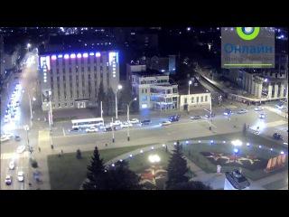 ДТП на перекрестке ул. Советской и ул. Московской 16.09.2016