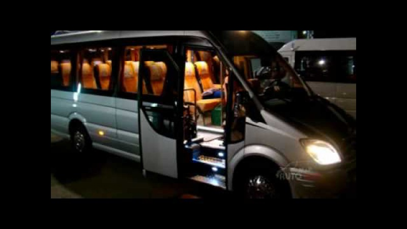 Mercedes-Benz CUBY Touristic based Sprinter