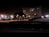 Бобруйск. Зимний вечер