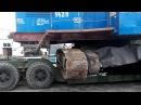МАЗ 537 перевозит 70 тонн