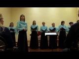 Женский академический хор в Новгородской областной библиотеке
