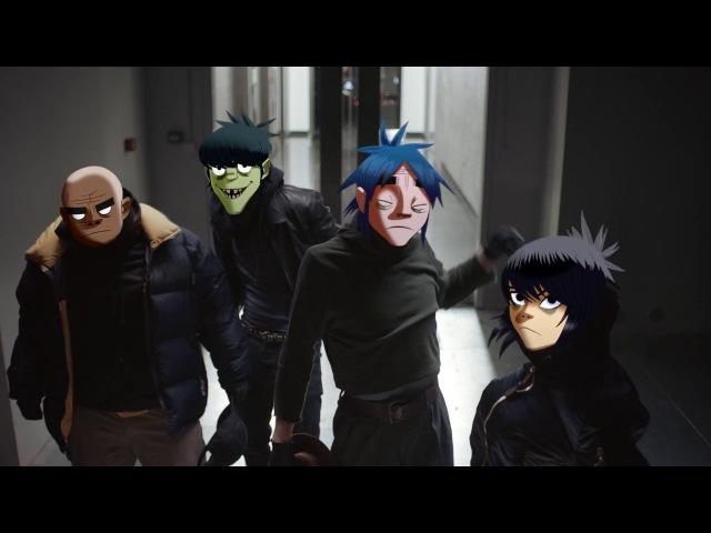 The Lenz featuring Gorillaz