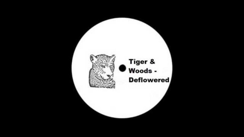 Tiger Woods - Deflowered