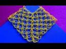 Poncho a Crochet 1 punto espuma de mar o punto salomón para aplicar en ponchos de cualquier talla