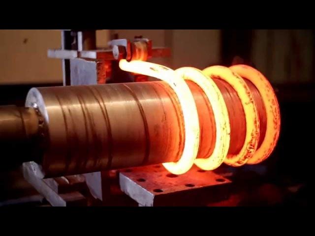 Технология производства пружин большого диаметра nt[yjkjubz ghjbpdjlcndf ghe;by ,jkmijuj lbfvtnhf
