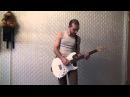 Сектор Газа Снегурочка Guitar Cover HD версия.