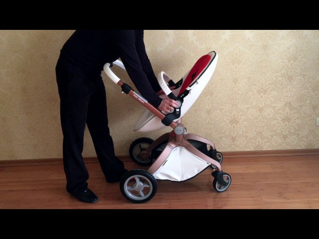 Baby stroller Hot Mom 2in1