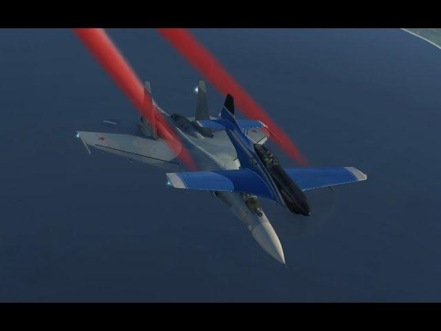 DCS World Y2K - P-51D - Су-27 - Sky Riders