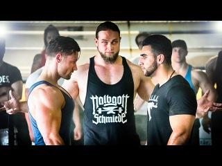 Men's Physique VS Street Workout - STRENGTH WARS 2k16 14