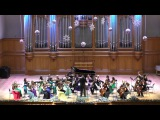 В. А. Моцарт Маленькая ночная серенада Московия дирижер -Эдуард Грач