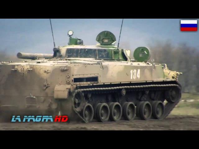 RUSSIAN BMP-3 (БМП-3) - AMPHIBIOUS INFANTRY FIGHTING VEHICLE