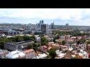 Таллин вид на город и прогулка по старому городу