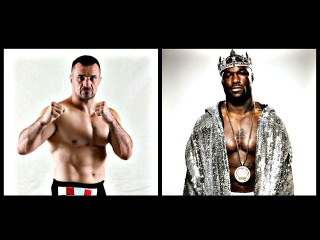 Mirko Cro Cop vs King Mo Lawal PROMO