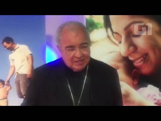11/06/2016 07h04 'A nossa sociedade está doente', diz Dom Orani após tiroteio no Rio