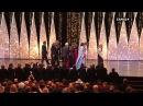 Le jury du Festival de Cannes 2017 fait son arrivée sur la scène du palais