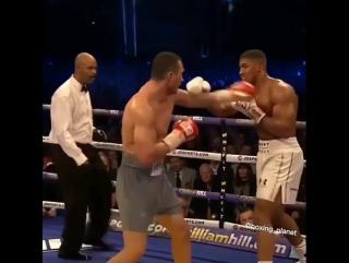 The Epic Battle!!!! Joshua vs. Klitschko
