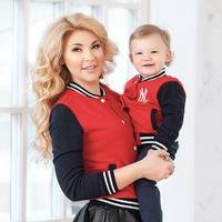 Mini Me Club-одинаковая одежда,стиль Family Look