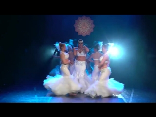 Cracow Orient Festival 2016, SihirStars Zima Belly dance show