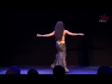 Salsa Bellydance 2015. Gala Concert .Latifa