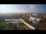 Podniebny plan kampusu Politechniki Lubelskiej, LUT overflying