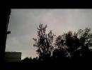 Сильный дождь с одиночным громом в Чебоксарах. (110616) (3)