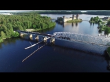 """Ukko Pekka"" Finnish Steam Locomotive / Финский паровоз"