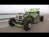 Custom Peterbilt HOT ROD SEMI