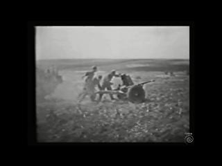 Обучающий фильм Вермахта - Горнострелковые подразделения в бою за населённый пункт.