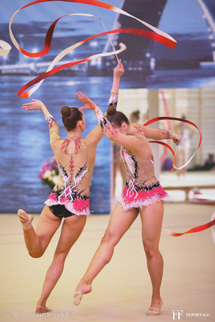 гимнастика, художественная гимнастика