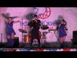 Юлия Беретта в Алуште (концерт)