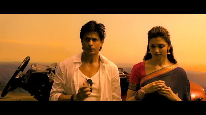 Tera Rastaa Chhodoon Na - Chennai Express - blu-ray - (Eng Sub) - Shahrukh Khan - 1080p HD