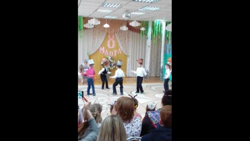 Танец жуков(Муха-цокотуха)