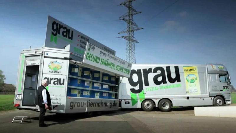 Небольшой ролик о немецкой компании GRAU