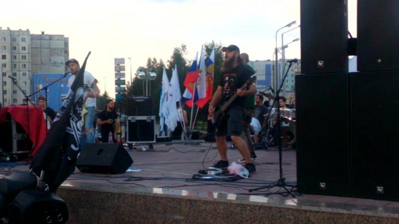 Tarantulo г Тобольск 12 06 2016 г