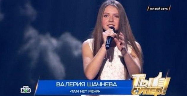 Владимир Пресняков сравнил юную курянку на конкурсе «Ты — супер» со своей женой Натальей Подольской