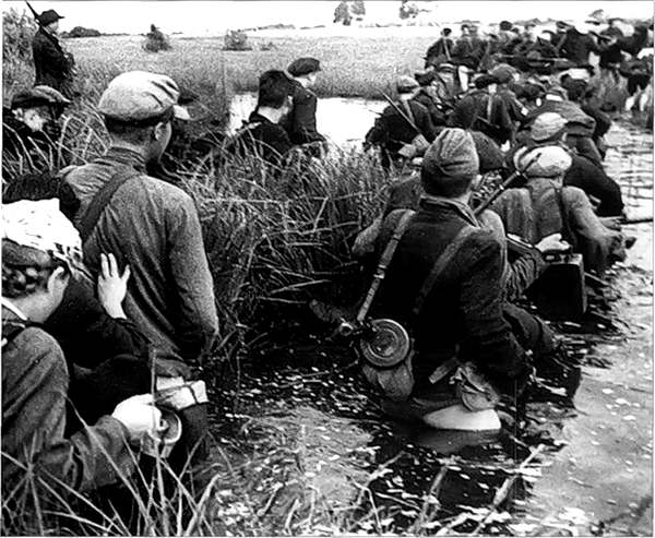 «Партизаны Украины» 1942 год