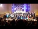 Сводный хор ПГНИУ, ПНИПУ камерный оркестр Органный концертный зал: Karl Jenkins «Requiem» - part 13. In paradisum