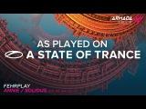 Fehrplay - Annie A State Of Trance 774 PROGRESSIVE PICK